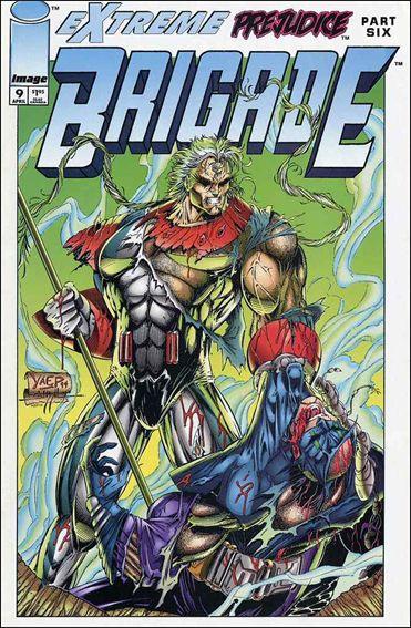 Brigade (1993) 9-A by Image