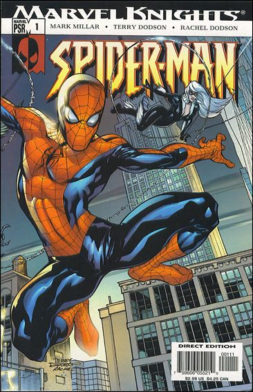 Marvel Knights Spider-Man 1-A by Marvel