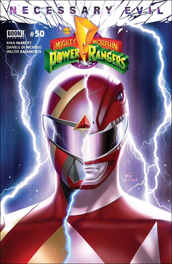 Mighty Morphin Power Rangers 50-F by Boom! Studios