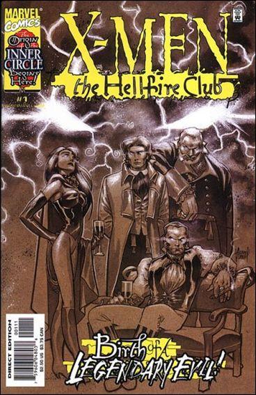 X-Men: Hellfire Club 1-A by Marvel
