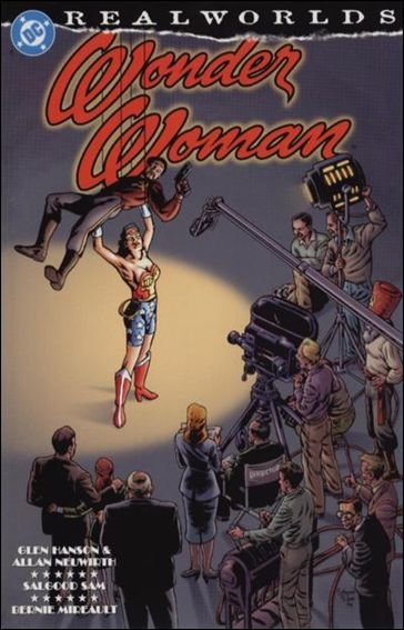 Realworlds: Wonder Woman 1-A by DC