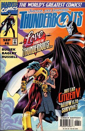 Thunderbolts (1997) 6-A