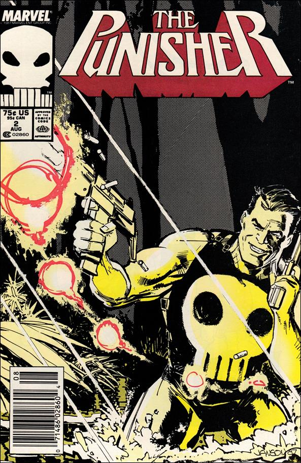 Punisher (1987) 2-A by Marvel