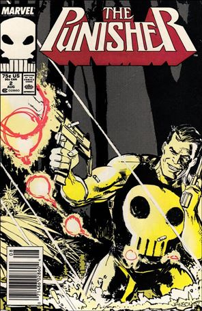 Punisher (1987) 2-A