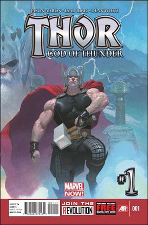 Thor: God of Thunder 1-A