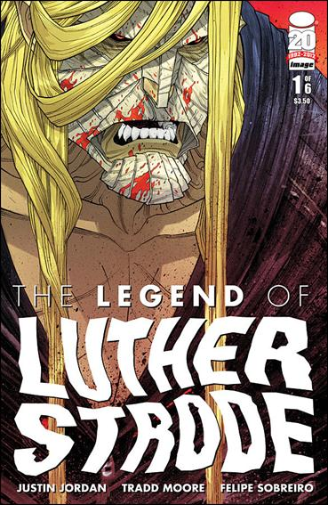 Legend of Luther Strode 1-A by Image