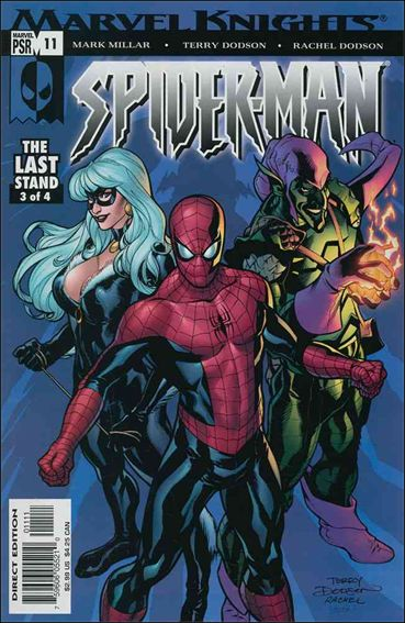 Marvel Knights Spider-Man (2004)  11-A by Marvel