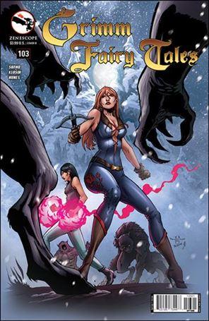 Grimm Fairy Tales 103-B