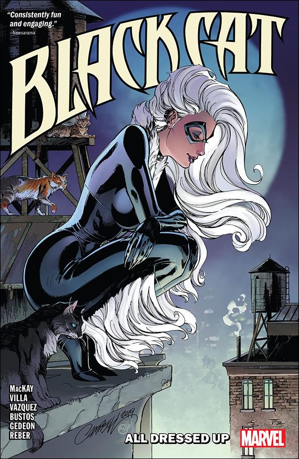 Black Cat (2020) 3-A by Marvel