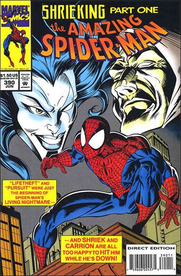 Amazing Spider-Man (1963) 390-A by Marvel