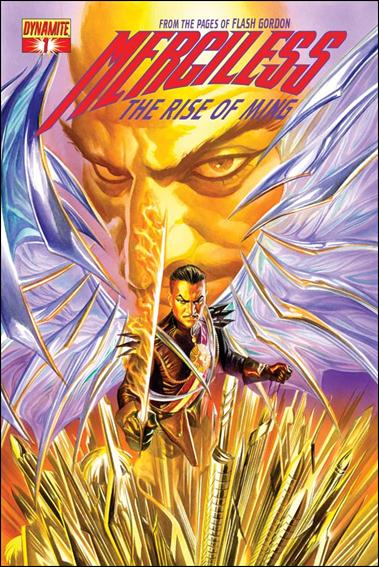 Merciless: The Rise of Ming 1-A by Dynamite Entertainment