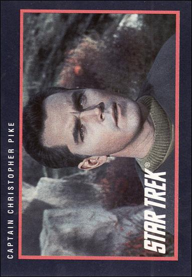 Star Trek 25th Anniversary: Series 2 (Base Set) 307-A by Impel