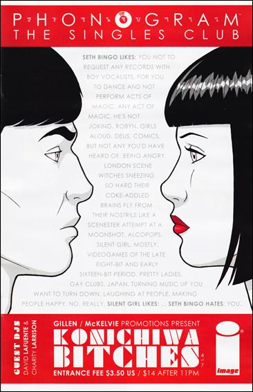 Phonogram: The Singles Club 4-A by Image