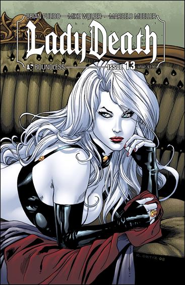 Lady Death (2010) 13-B by Boundless Comics
