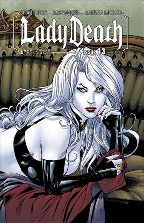 Lady Death (2010) 13-B