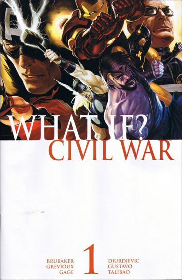 What If? Civil War 1-A by Marvel