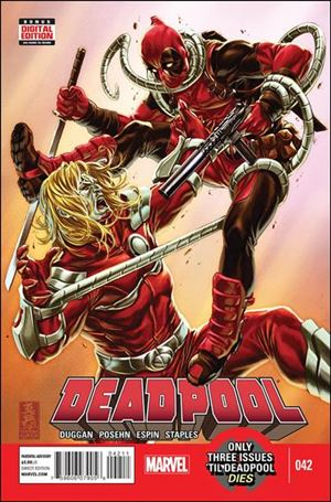 Deadpool (2013) 42-A