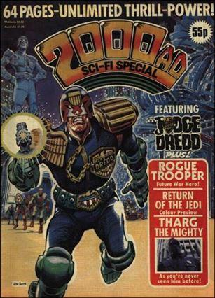 2000 A.D. Sci-Fi Special nn6-A
