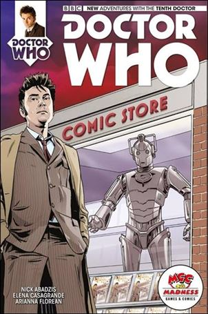 Doctor Who: The Tenth Doctor 1-IG