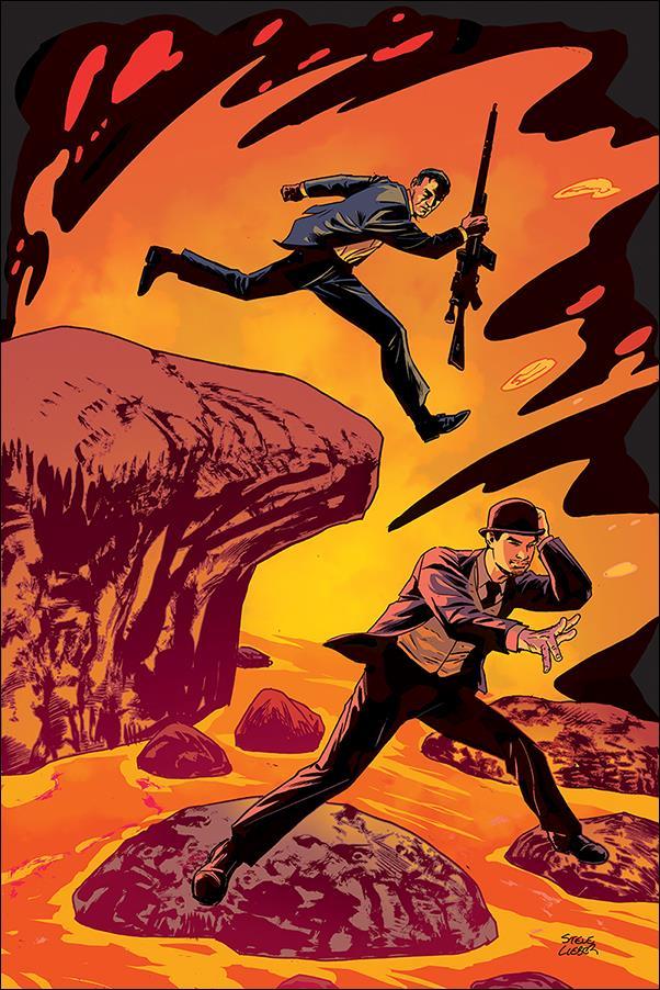 James Bond 007 8-G by Dynamite Entertainment