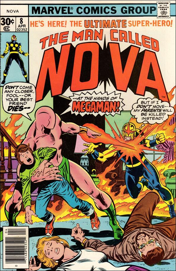 Nova (1976) 8-A by Marvel