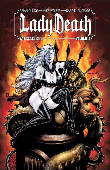 Lady Death 2-A by Boundless Comics