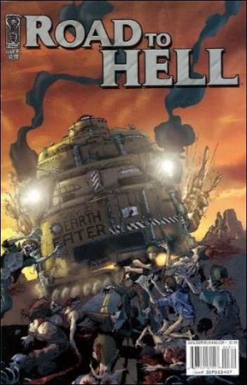 Road to Hell 3-A by IDW