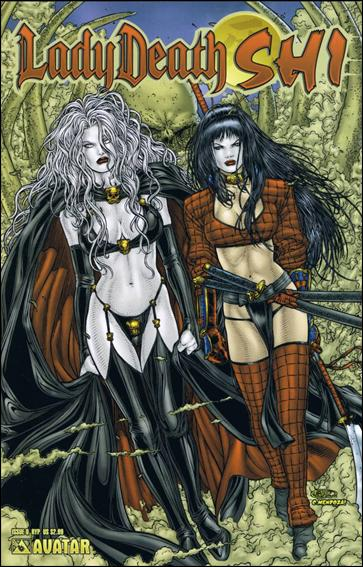 Lady Death/Shi 0-D by Avatar Press