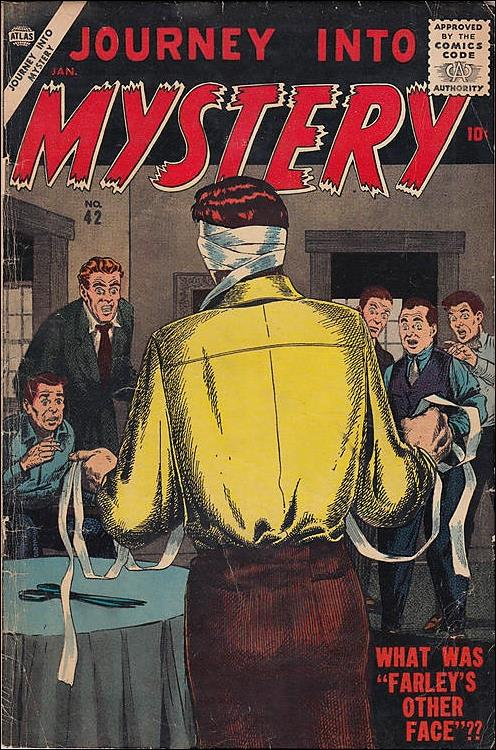 Journey into Mystery (1952) 42-A by Marvel