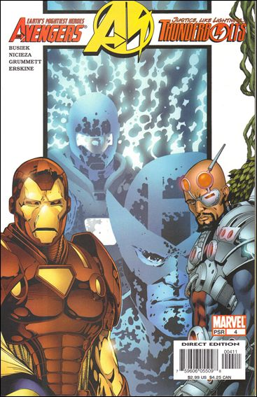 Avengers/Thunderbolts 4-A by Marvel