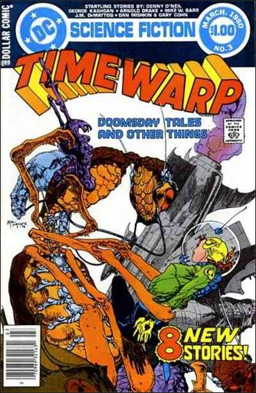Time Warp (1979) 3-A by DC