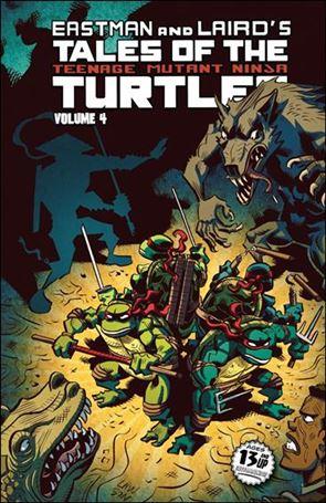 Tales of the Teenage Mutant Ninja Turtles (2012) 4-A
