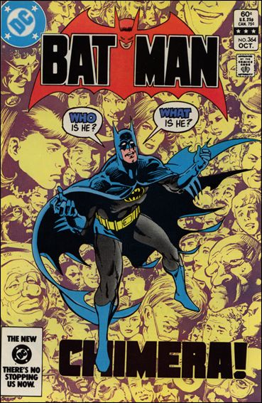 Batman (1940) 364-A by DC