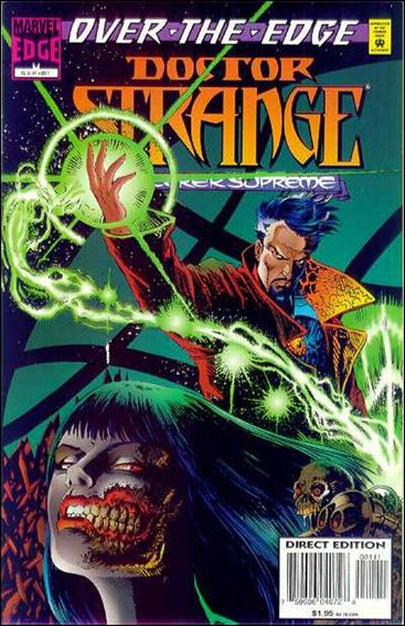 Doctor Strange, Sorcerer Supreme 81-A by Marvel