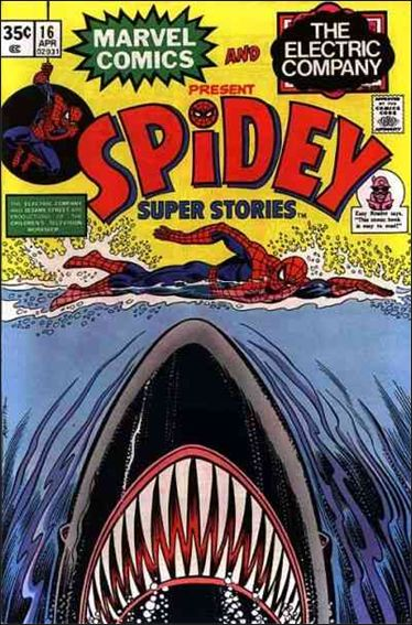 Spidey Super Stories 16-A by Marvel