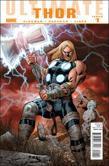 Ultimate Thor 1-A by Marvel