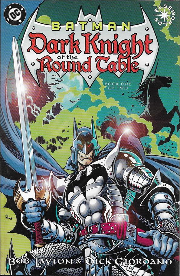 Batman: Dark Knight of the Round Table 1-A by DC