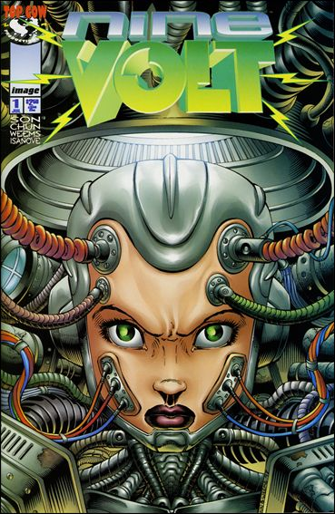 Nine Volt 1-A by Top Cow