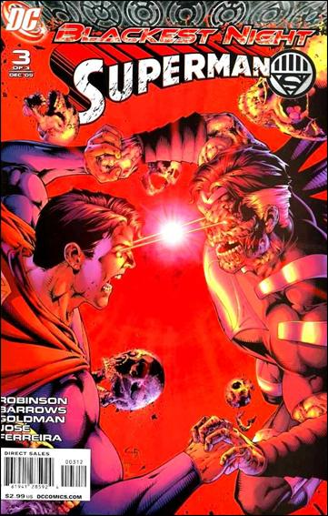 Blackest Night: Superman 3-C by DC
