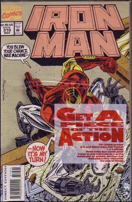 Iron Man (1968) 310-B by Marvel