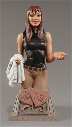 Mary Jane Bust 1/1966 by Dynamic Forces