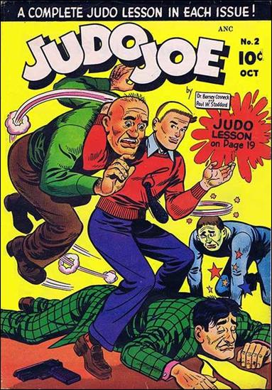 Judo Joe 2-A by Jay-Jay Corp.