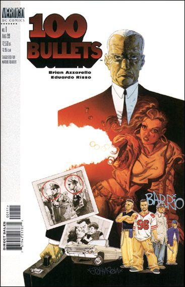100 Bullets 1-A by Vertigo