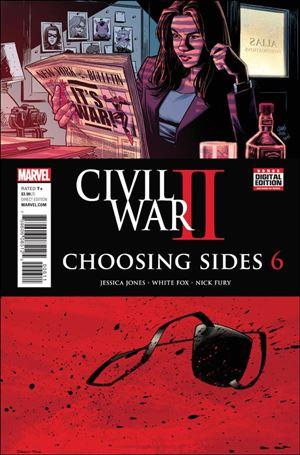 Civil War II: Choosing Sides 6-A