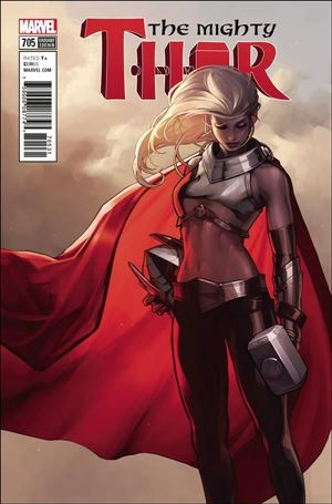 Mighty Thor (2016) 705-D