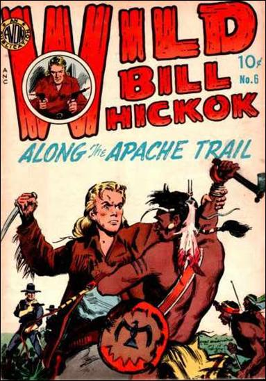 Wild Bill Hickok 6-A by Avon