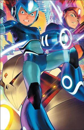 Mega Man: Fully Charged 4-B