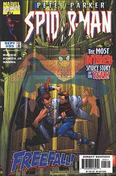 Spider-Man 95-A by Marvel