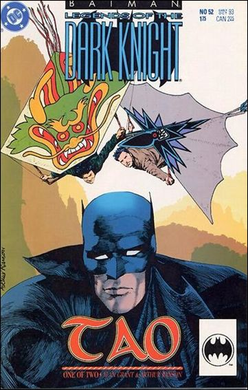 Batman: Legends of the Dark Knight 52-A by DC