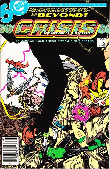 Crisis on Infinite Earths 2-B by DC